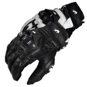 Enuine Leather Motorcycle Gloves Riding Main 0 300x300
