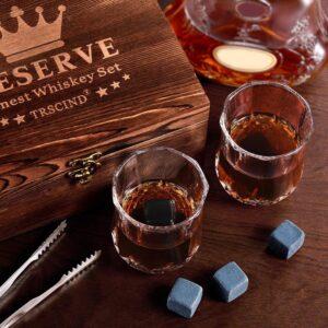whisky steine geschenk box