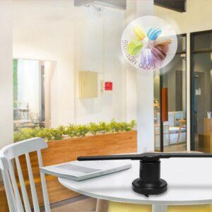 Iwox 3 D Hologramm Fan Projektor 42 Cm 2 Main 4 300x300