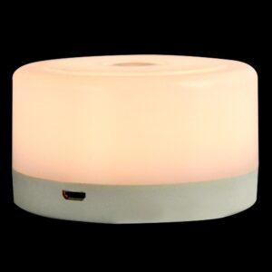 warme weisse led lampe tragbar portabel